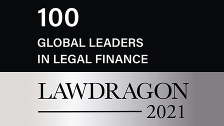 100 Global Leaders in Legal Finance Lawdragon 2020